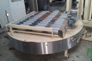 Picture of Pallet conveyor SIDEL