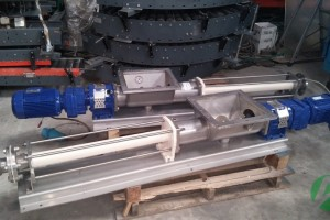 Picture of Screw pump PCM MR13IVA20