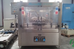 Picture of Bottle rinser Poggio FM24