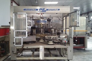 Picture of Rotary labeler PE FUTURA N
