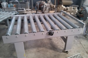 Picture of Roller conveyor with motor